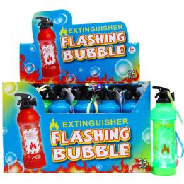 48 Units of Extinguisher Bubbles - Bubbles