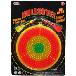 48 Units of DART BULLS EYE DART GAME PLAY SET IN BLISTER CARD - Darts & Archery Sets