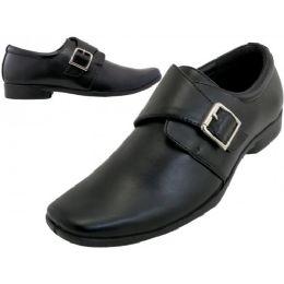 24 Units of Big Boy's Dress Shoe & School Shoe - Boys Shoes