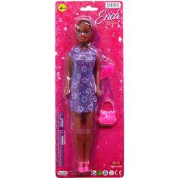 48 Units of BLACK SOFIA DOLL W/ACSS - Dolls
