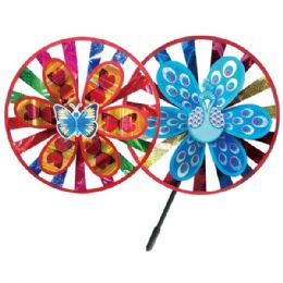 "36 Units of 15"" Wind mill - Wind Spinners"