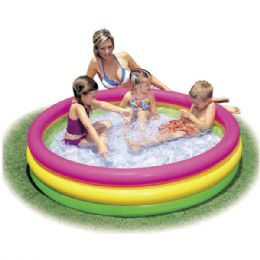 "6 Units of 58""x13"" Pool - Summer Toys"