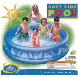 "3 Units of 74""x18"" Pools - Summer Toys"