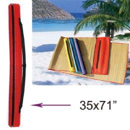 "36 Units of 35""x71"" Beach Mat - Beach Towels"