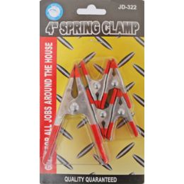 72 Units of Clamps (5 Piece) - Clamps