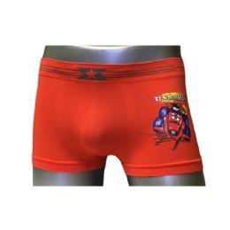 240 Units of Boys Sports Seamless Boxer Brief - Boys Underwear