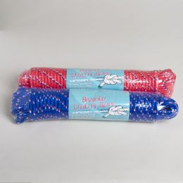 """12 Units of Rope Diamond Braided 3/8""""x100ft - Rope and Twine"""