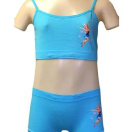 60 Units of Femina Girl Seamless Boyshort Set - Girls Underwear and Pajamas