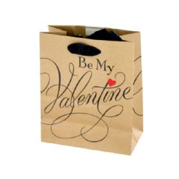 216 Units of 'be My Valentine' Gift Bag - Gift Bags