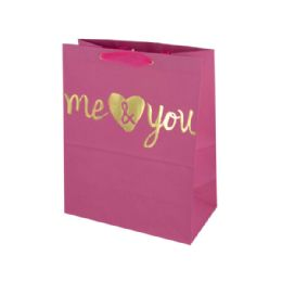 108 Units of 'me & You' Medium Gift Bag - Gift Bags