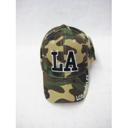 36 Units of La Camo Kids Cap - Kids Baseball Caps
