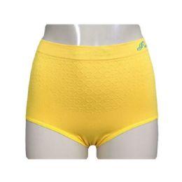 60 Units of Femina Seamless Full Panty with Diamond Design