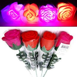 144 Units of GLOWING ROSES. - Mothers Day