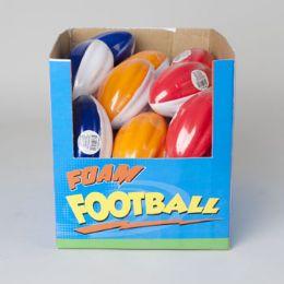 96 Units of Foam Football - Balls