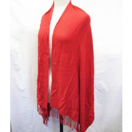 36 Units of Solid Color Scarves - Womens Fashion Scarves