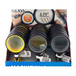 36 Units of Magnifying Glass Countertop Display - Magnifying  Glasses