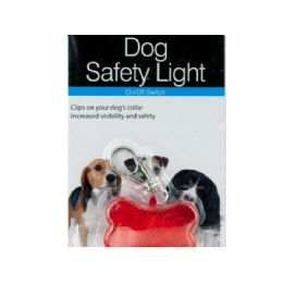72 Units of Reflective Dog Safety Light - Pet Accessories