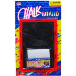 72 Units of Blackboard Play Set - Chalk,Chalkboards,Crayons