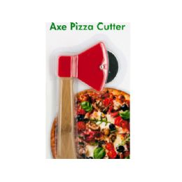 24 Units of Axe Pizza Cutter - Kitchen Gadgets & Tools