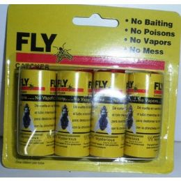72 Units of Sticky Fly Catching Tape - Pest Control