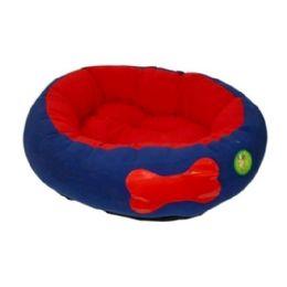 12 Units of Dog Bed 53cm Asst Colors - Pet Accessories
