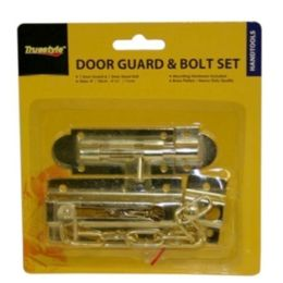 48 Units of Door Guard And Bolt Set - Hardware Products