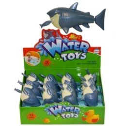 72 Units of Water Toy Shark - Summer Toys