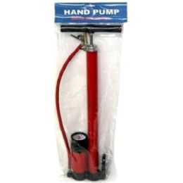 12 Units of Bicycle Double Hand Pump - Pumps