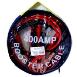 24 Units of 400 AMP BOOSTER CABLE - Cables and Wires