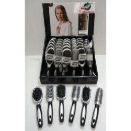72 Units of Hairbrushes - Brushes
