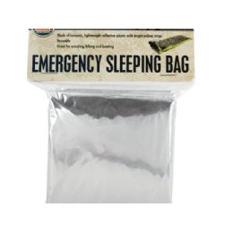 24 Units of Emergency Sleeping Bag - Bags Of All Types