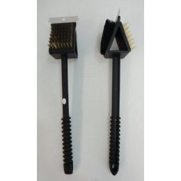 """72 Units of 14"""" 3-IN-1 Grill Brush - Kitchen Utensils"""