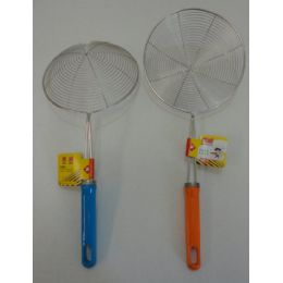 72 Units of Slotted Strainer - Strainers & Funnels