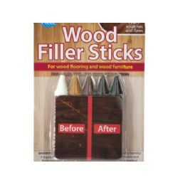 108 Units of Furniture Repair Wood Filler Sticks Set - Hardware Products