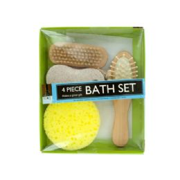 18 Units of Complete Bath & Shower Set - Personal Care Items
