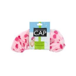 24 Units of Microfiber Lined Shower Cap - Shower Caps