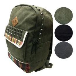 4 Units of Backpack In Black - Backpacks