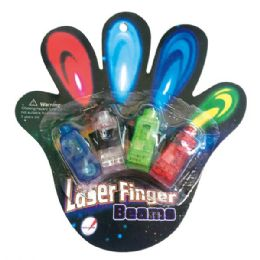 96 Units of LASER FINGER BEAMS - Halloween & Thanksgiving