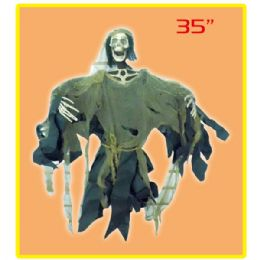 "12 Units of 35""hanging ghost - Halloween & Thanksgiving"