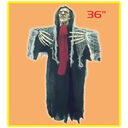 "12 Units of 36""hanging ghost - Halloween & Thanksgiving"