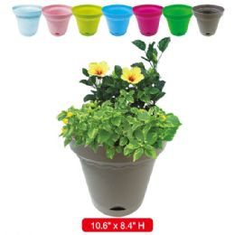 36 Units of Planter 10.6x8.4 Height Assorted - Garden Planters and Pots
