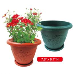 96 Units of Gardening Planter - Garden Planters and Pots
