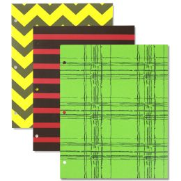 96 Units of Printed Two Pocket Folder - 11.5 X 9 - Folders and Report Covers