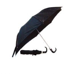 60 Units of 2-folds black umbrella - Umbrellas & Rain Gear
