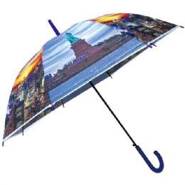 60 Units of NY Design Umbrella - Umbrellas & Rain Gear