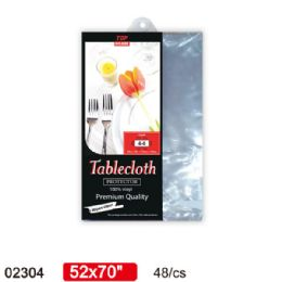 """96 Units of table protector 52x70"""" - Table Cloth"""
