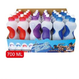 48 Units of 700ml Sports Bottle - Sport Water Bottles