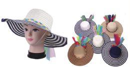 36 Units of Women Summer Hat - Sun Hats