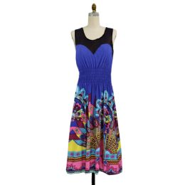 36 Units of Womens Fashion Sun Dresses Assorted Colors And Sizes Summer Dresses - Womens Sundresses & Fashion