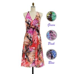 72 Units of Womens Fashion Sun Dresses Assorted Colors And Sizes Summer Dresses - Womens Sundresses & Fashion